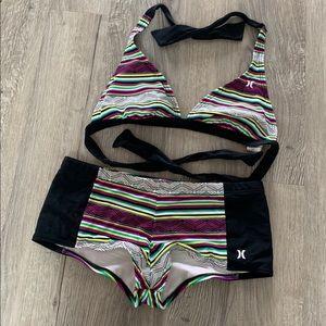 Hurley bikini set size medium